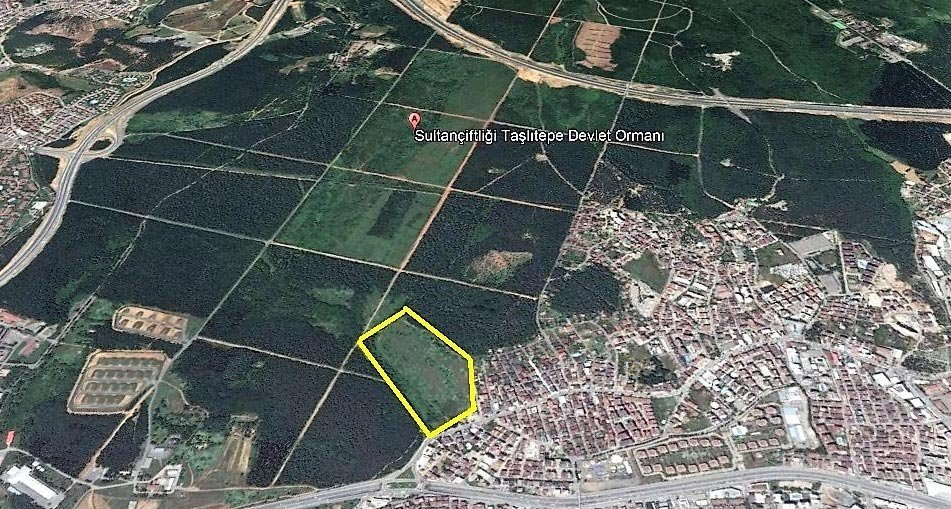 Çekmeköy'de 187 Dönümlük Askeri Arazi İmara Açıldı