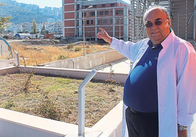 Biyoteknolojik İlaç Üretim Merkezi İnşaatına Başlandı