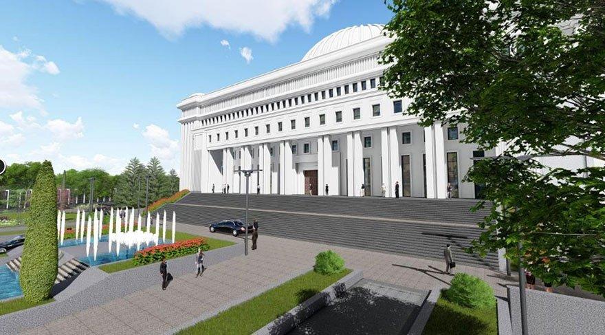 1 Milyar TL'lik Yeni Yargıtay Binası İhalesini Rönesans Kazandı