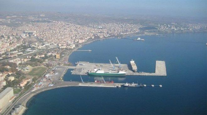 Tekirdağ Limanı İhalesini 347 Milyon TL Teklifle Ceynak Kazandı