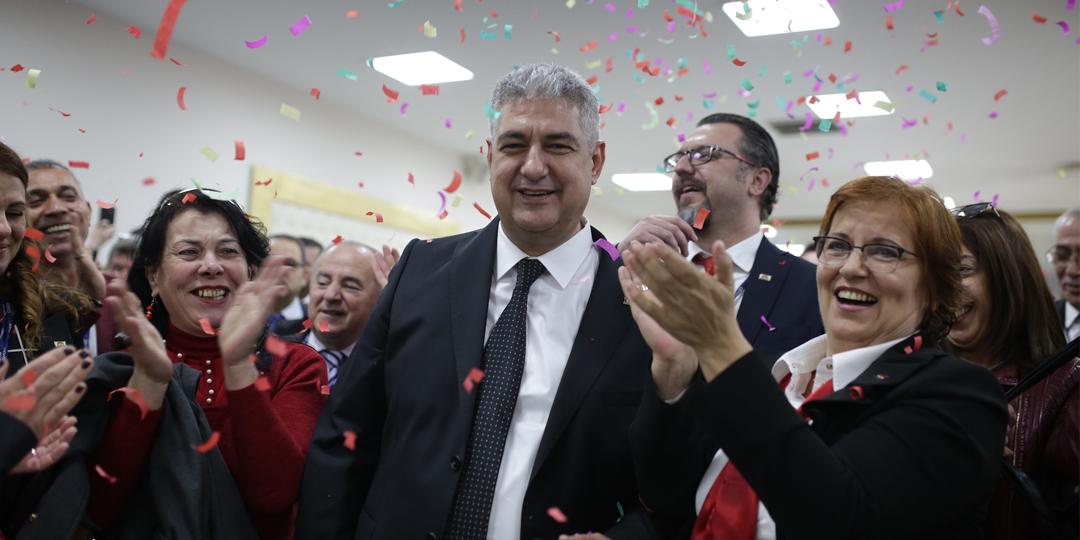 Mesut Güleroğlu Yeniden İZEKO Başkanı Seçildi