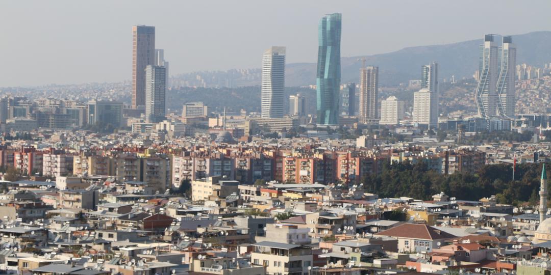 İzmir'in İlçe İlçe Ortalama Konut Fiyatları