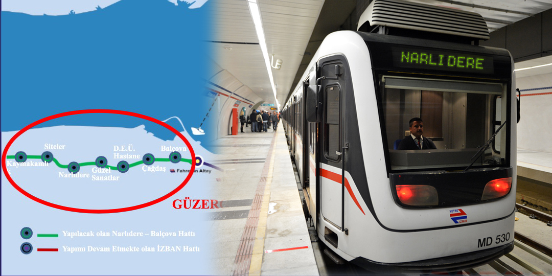 Narlıdere Metro İhalesine 15 Firma Teklif Verdi