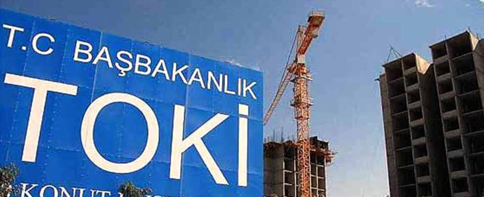 Toki'den Antalya Serik'e Yeni Proje