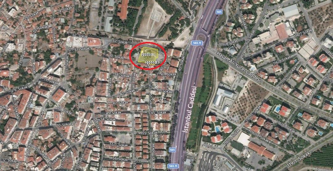 İzmir Vakıflar Bölge Müdürlüğü'nden 2 Milyon Liralık İhale
