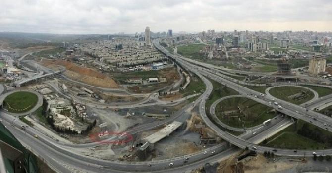 TEM Kuzey Marmara Bağlantı Yolu İmar Planı Askıya Alındı