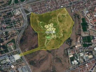 Atatürk Orman Çiftliği Devlet Mezarlığı İmar Planı Askıya Çıktı
