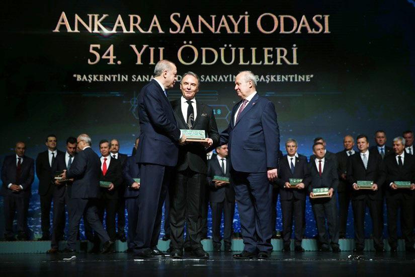 Türkerler Holding 2017'de İstihdam Şampiyonu Oldu