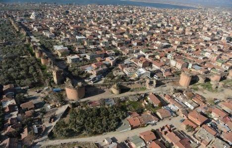 İznik Sur İçi Koruma İmar Planı Tadilatı toplantısı 7 Ekim'de!