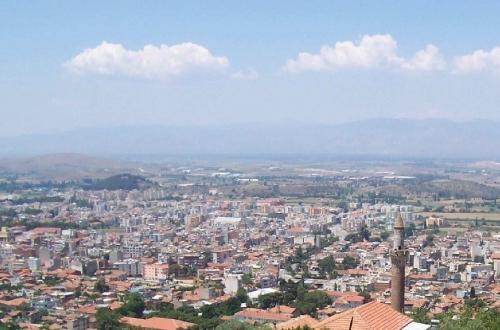 Defterdarlıktan Tire'de Satılık 12 Dönümlük İmarsız Arsa