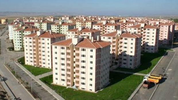 TOKİ Bitlis'te 3 bin 699 Konut İnşa Etti