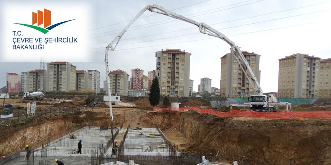 Çevre ve Şehircilik Bakanlığı'ndan Betonculara 10 Milyon TL Ceza