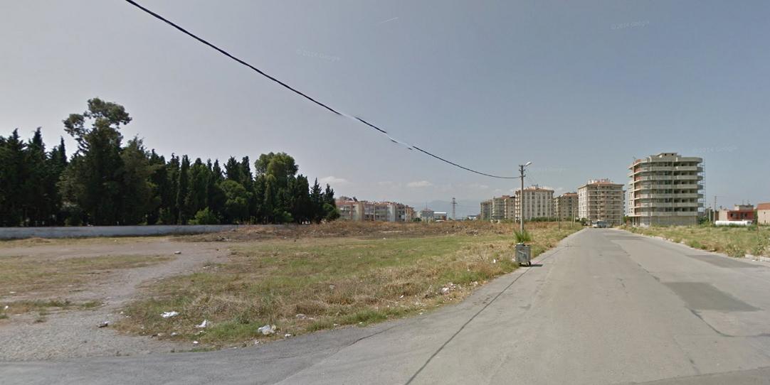 Çiğli Ataşehir'de 11.8 Milyon TL'ye Satılık Arsa