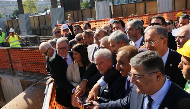 İzmir Ticaret Odası Yeni Binasının Temeli Atıldı