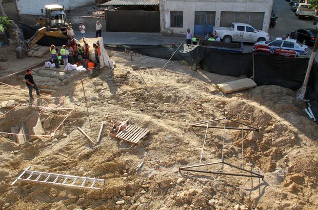 Muğla'da Helenistik Döneme Ait Oda Mezar Bulundu