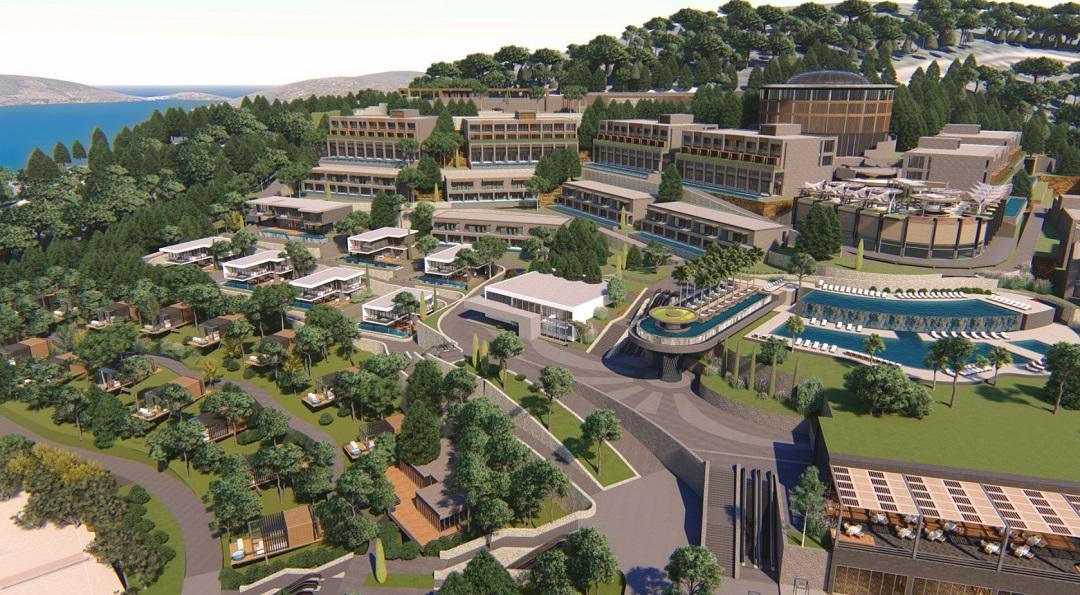 Bodrum Lujo Hotel Nisanda Açılacak