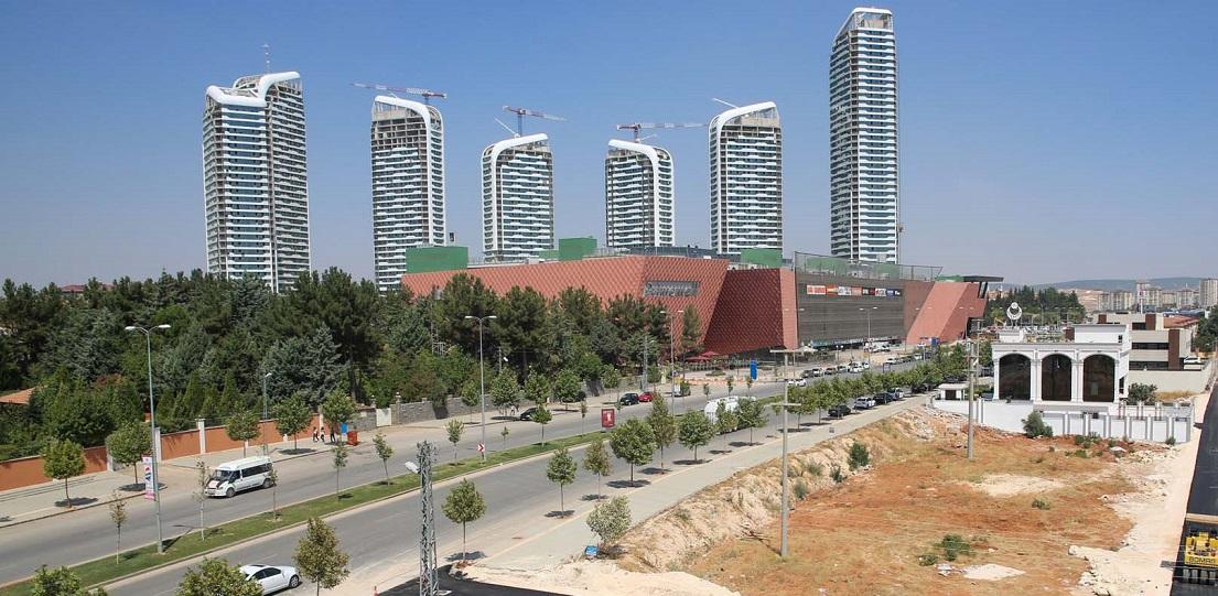 Gaziantep Şehitkamil'de 26 Milyon TL'ye Satılık 4 Arsa
