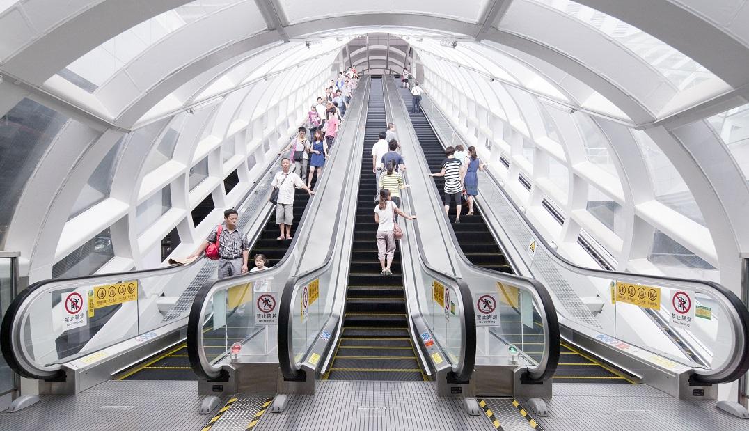 Yürüyen Merdiven 125 Yaşında