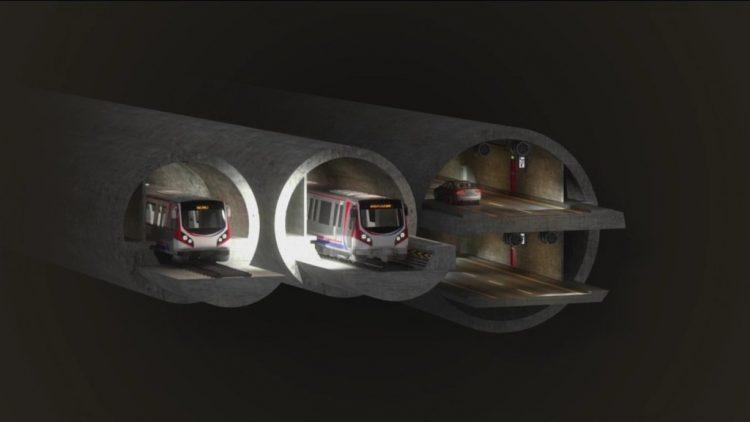 Büyük İstanbul Tüneli İhalesi İçin 3 Firmaya Davet