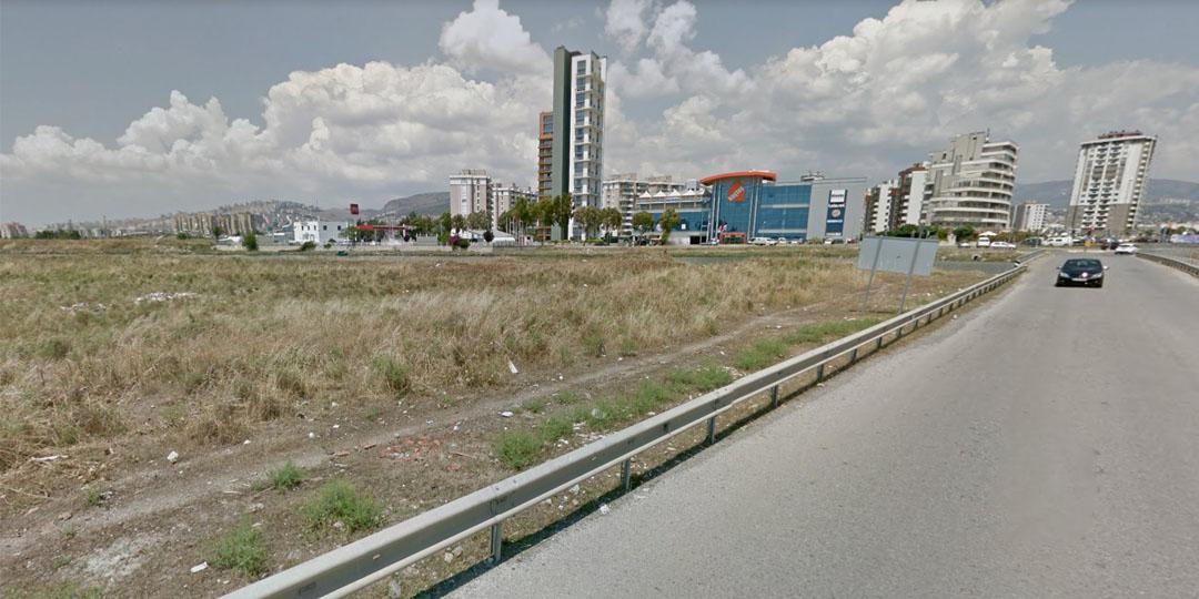 Ataşehir'de 17 Milyon TL'ye Satılık Arsa
