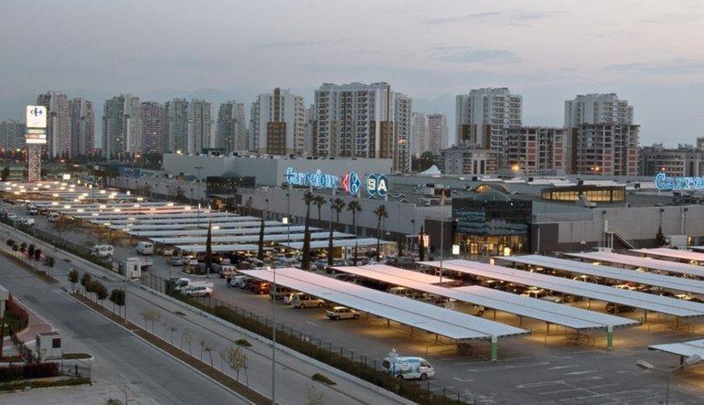 CarrefourSa Bayrampaşa Arazisi Satıldı