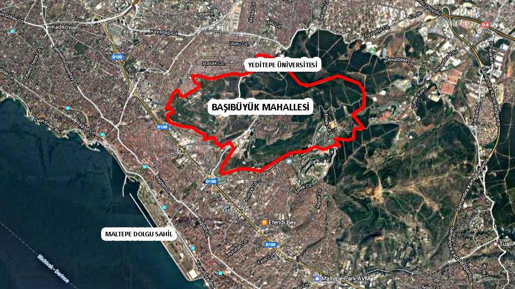 Maltepe Başıbüyük İmar Planı Onaylandı