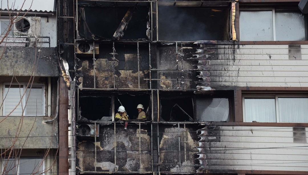 İZODER'den İzmir'deki Yangın ile ilgili Açıklama