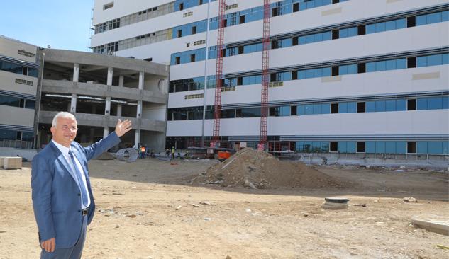Torbalı Devlet Hastanesi'nde 'Sağlık AVM'si' Açılacak