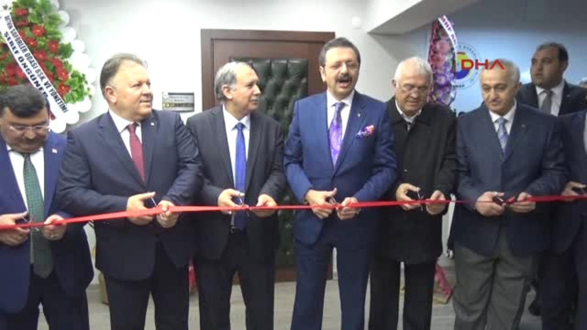 Artvin Ticaret ve Sanayi Odası Yeni Binası Açıldı