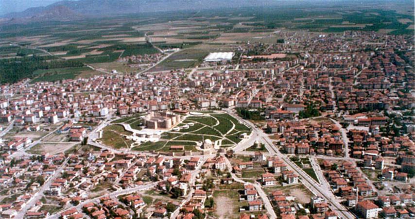 Karaman'da Kentsel Dönüşüm Çalışması Yapılacak