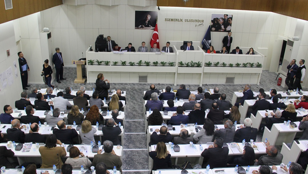 Büyükşehir Meclisinde İmar Tartışması