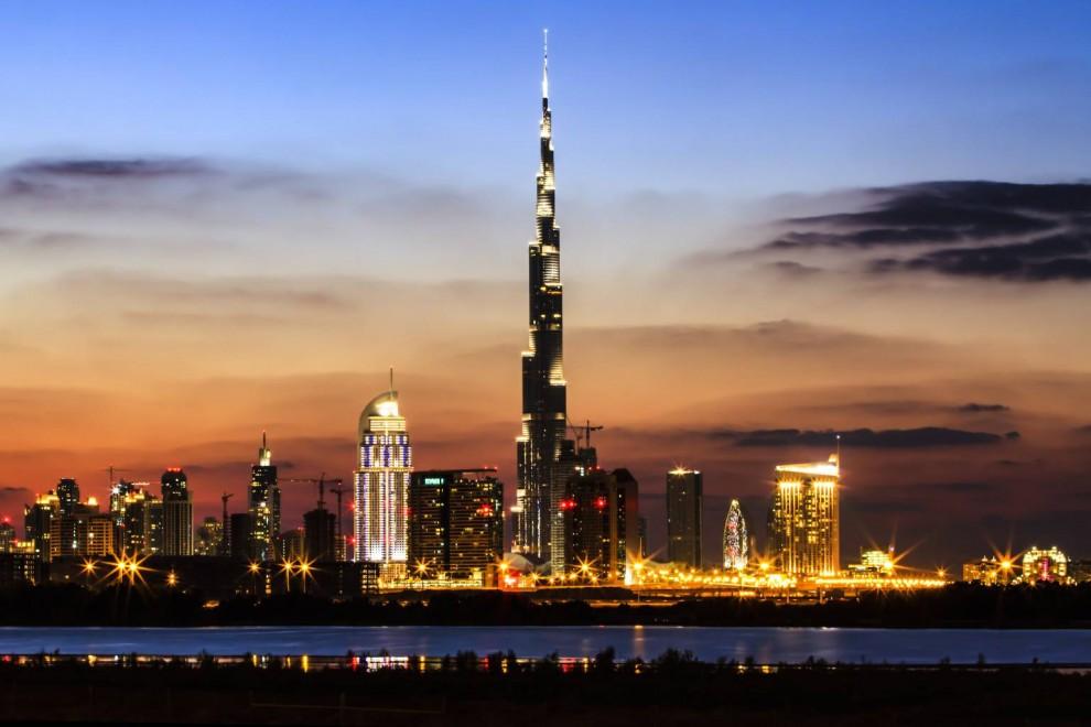 Dubai'de Gökdelen Rekoru Kırılacak