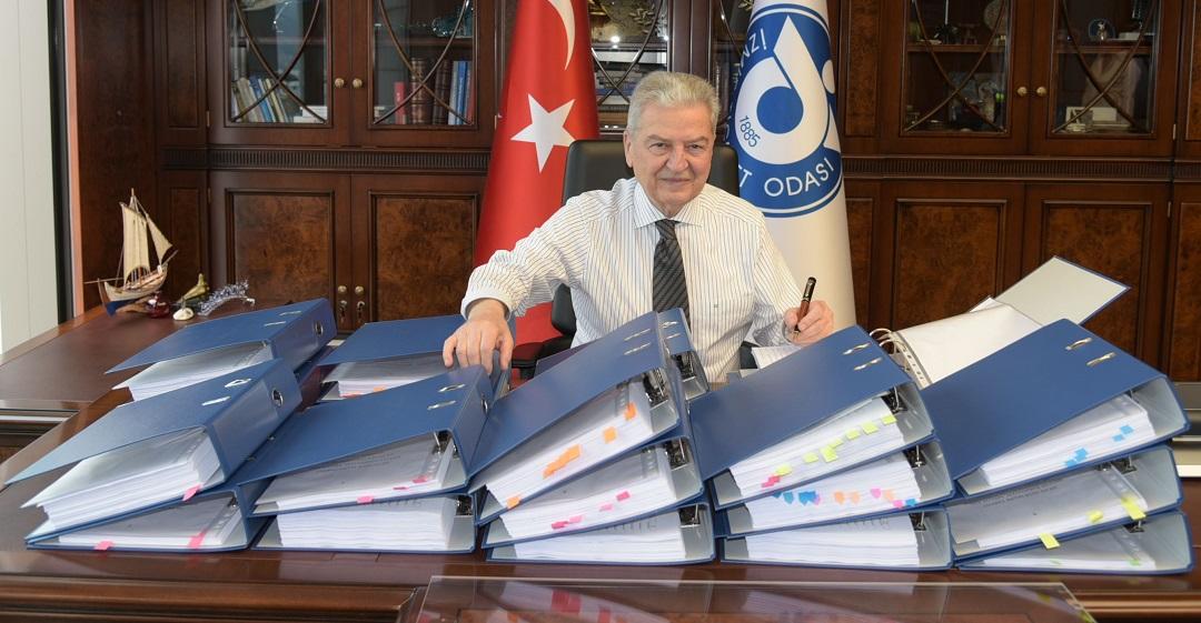 İzmir Ticaret Odası Seçmen Listesi Hazır