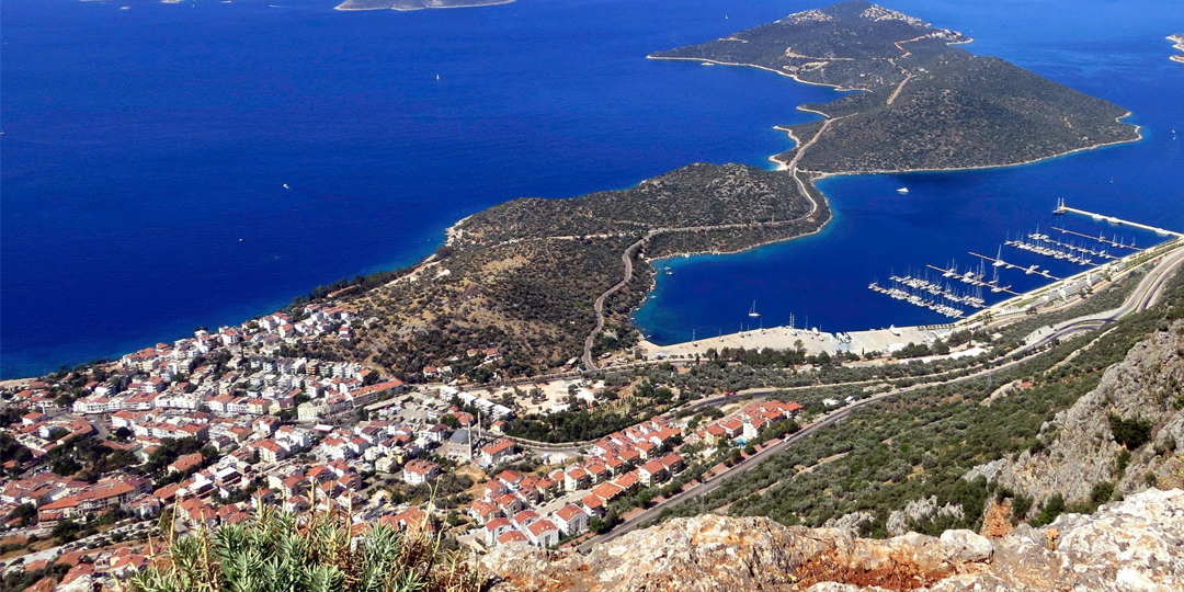 Antalya Kaş'ta 4 Mahallesine Sit Koruması
