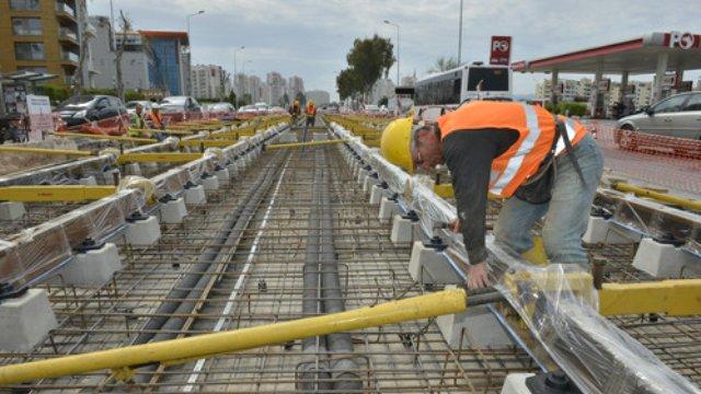 Atakent Kavşağında Tramvay Düzenlemesi