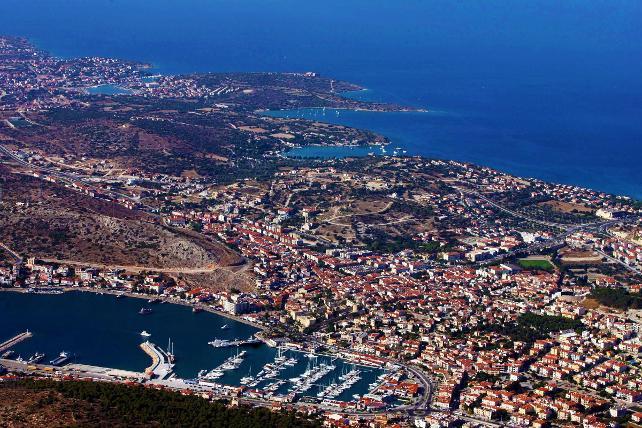 İzmir'in SİT Haritası Yeniden Belirlendi