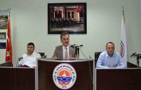 Gemlik Cihatlı Bölge Hastanesi'nin Arsası Meclis Kararıyla Büyüdü!