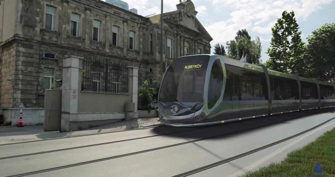 Eminönü-Eyüpsultan-Alibeyköy Tramvayı Ne Zaman Açılacak