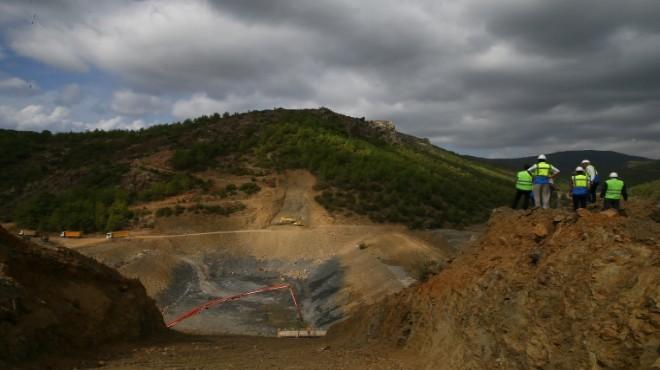 Çeşme Karareis Barajı İnşaatı 6 Ay Sonra Bitiyor