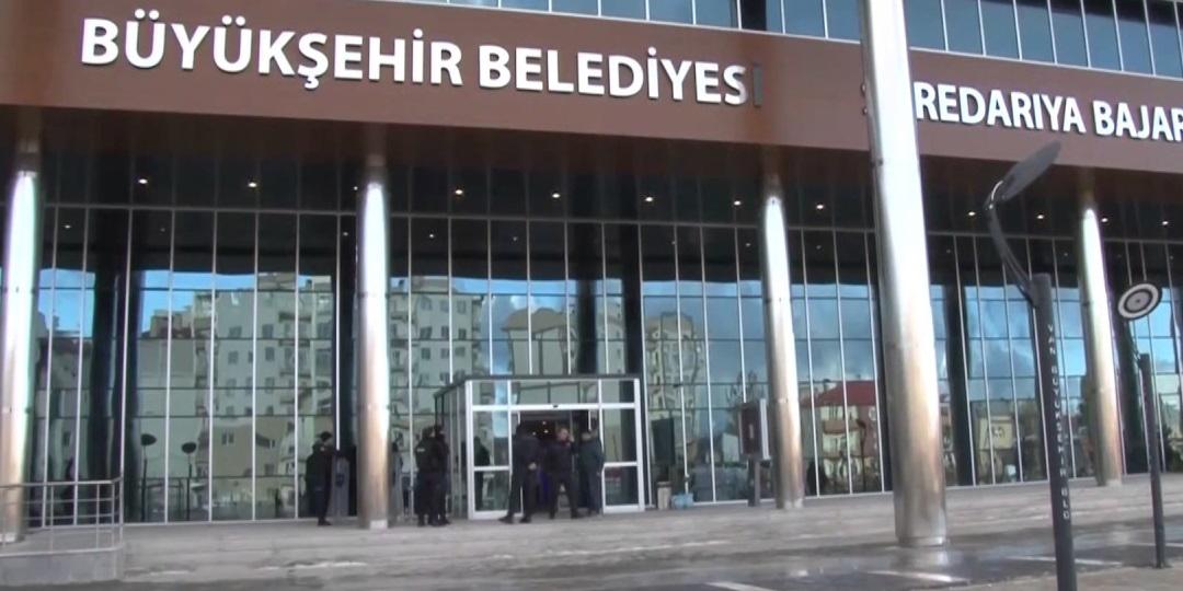 Van Büyükşehir Belediyesi 31 Dükkanı Kiraladı