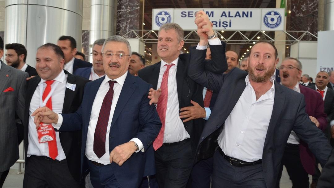 İzmir Ticaret Odası'nda Seçim Heyecanı Arttı