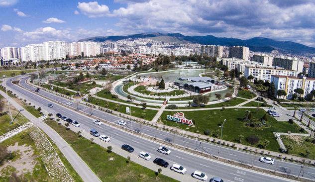 Karşıyaka'ya 31 Milyon Liralık Yatırım