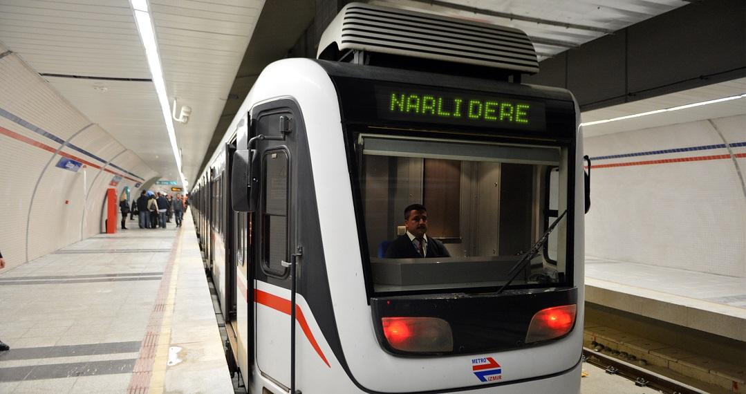 Narlıdere Metrosunun İhalesi Yapıldı
