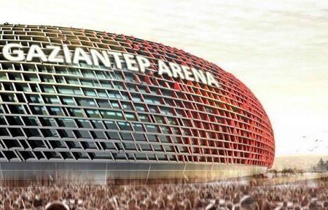 Gaziantep Arena'nın Açılışı Ertelenecek!