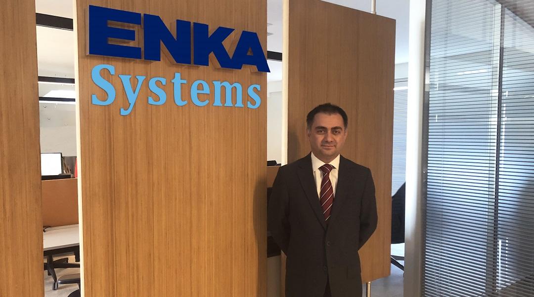 Tolga Şentürk Enka Systems Genel müdür Yardımcısı Oldu