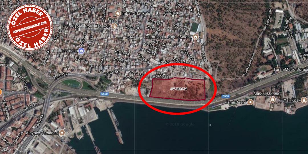 Demir İnşaat İzmir Arsasını 20.5 Milyon Dolara Satın Aldı