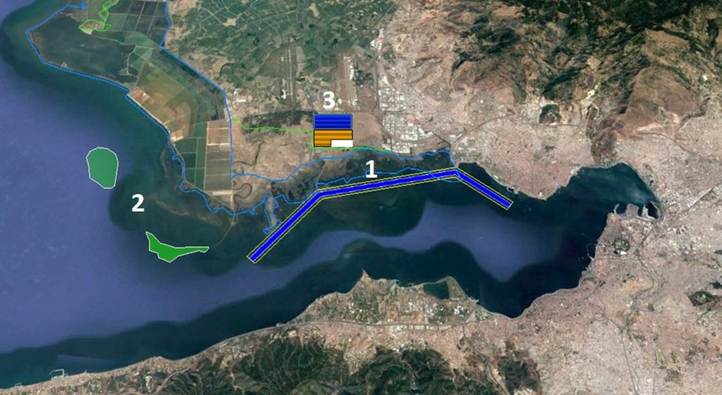 İzmir Körfez Projesi İhalesine 9 Firmadan Teklif