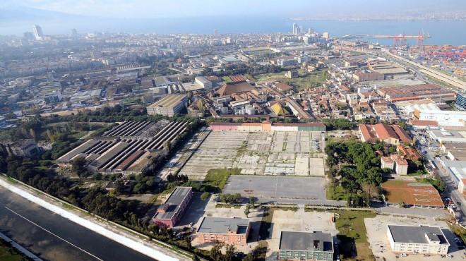 İzmir'deki O İki Arsa Yeniden Gündemde