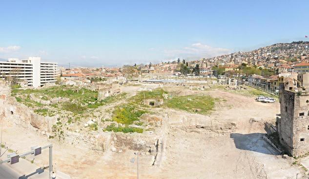 Restorasyon Ve Kazı Çalışmalarına 100 Milyonluk Destek