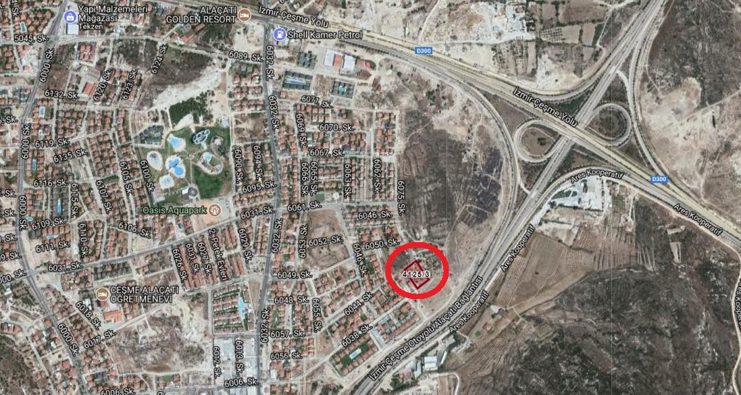 İzmir Defterdarlığı'ndan Çeşme'de 11 Milyon TL'ye Satılık 11 Arsa